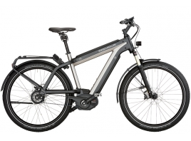 RIESE & MÜLLER Supercharger GH Nuvinci