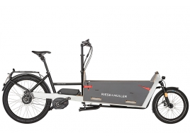 RIESE & MÜLLER Packster 80 Nuvinci