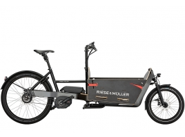 RIESE & MÜLLER Packster 60 Nuvinci HS