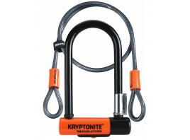 KRYPTONITE - Evolution mini-7& cable