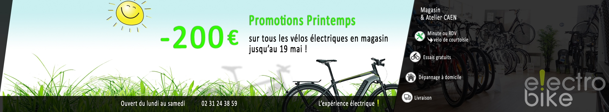 Promotion Printemps 2018